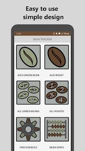 Bean Tracker - Coffee Roasting