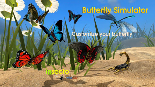 Butterfly Simulator 1.1 screenshots 3