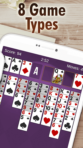 Solitaire Bliss Collection apkpoly screenshots 3