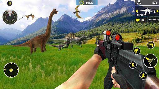 Deadly Shores Dinosaur Hunting 2019: New Sniper 3D  Screenshots 1