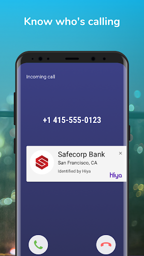 Hiya - Call Blocker, Fraud Detection & Caller ID apktram screenshots 1