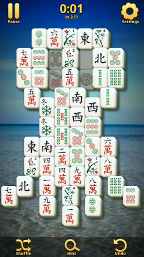 Mahjong Solitaire Classic : Tile Match Puzzle 2.1.16 screenshots 21