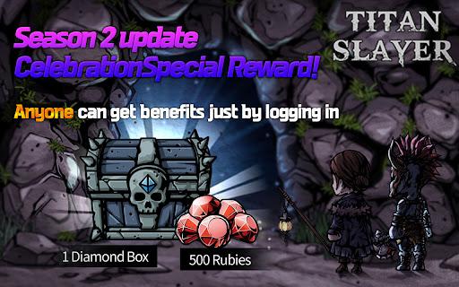Titan Slayer: Roguelike Card RPG 1.1.8 screenshots 1