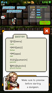 Korean Dungeon: K-Word 1000