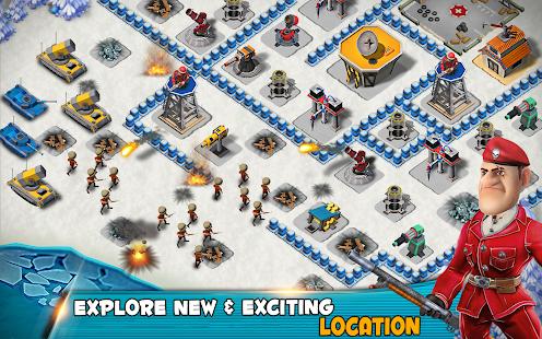 Empire At War: Battle Of Nations - Online Games 1.12 screenshots 1