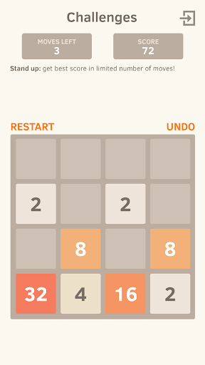 2048 Number puzzle game apkmr screenshots 11