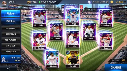 MLB 9 Innings GM  screenshots 8