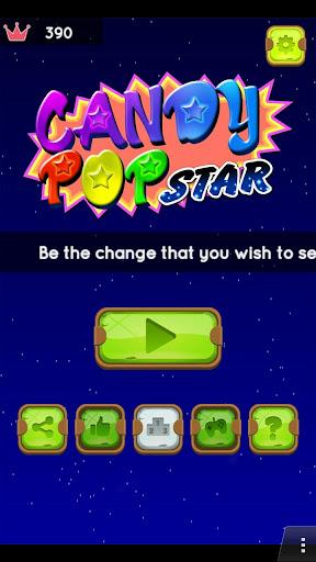 candy pop star screenshot 1