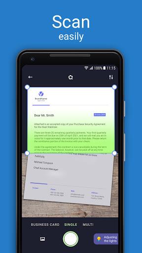 Scan Hero: Document to PDF Scanner App  Paidproapk.com 1