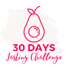 30 Days Intermittent Fasting: 16:8 Fasting Tracker