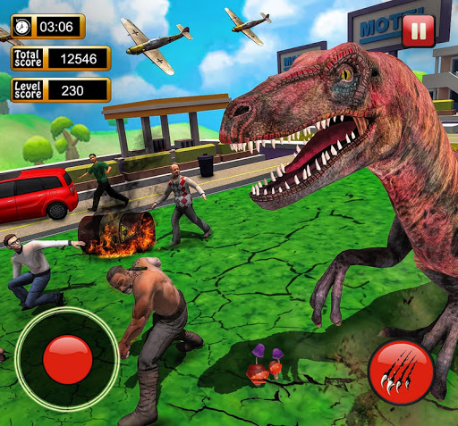 Monster Dinosaur Simulator: City Rampage 1.18 screenshots 15
