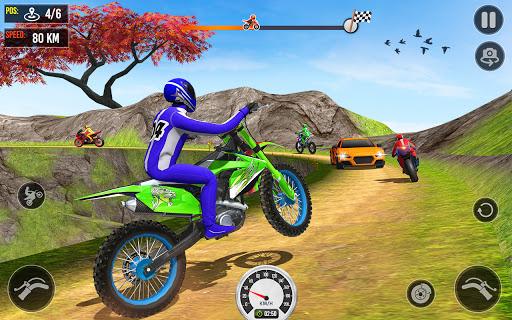 Dirt Bike Racing Games: Offroad Bike Race 3D  screenshots 5
