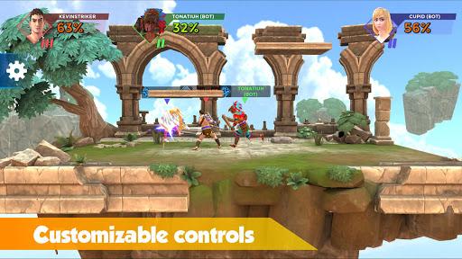 Rumble Arena - Super Smash Legends  screenshots 8