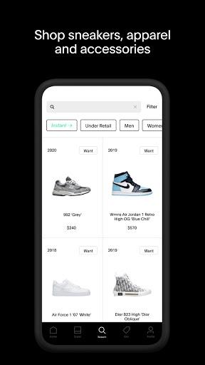GOAT – Sneakers & Apparel 1.54.2 screenshots 1
