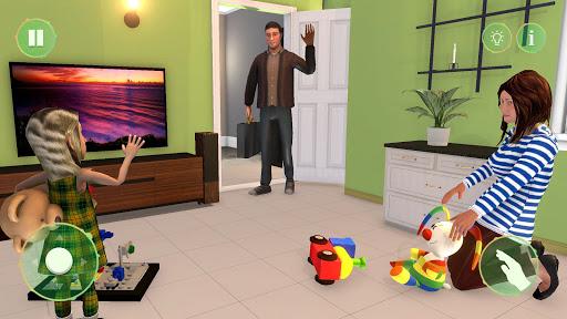 Family Simulator - Virtual Mom Game APK MOD (Astuce) screenshots 4
