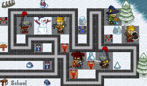 Tower Defense School: BTD Hero RPG PvP Online 1.121 screenshots 3