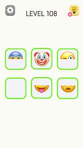 Emoji Puzzle: Emoji Match & Emoji Connect 2