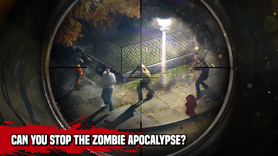 Zombie Hunter Sniper: Last Apocalypse Shooter Screenshot