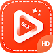 SAX Video Player - XNX Video Player