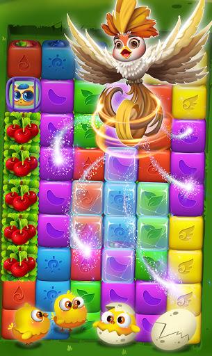 Fruit Funny Blocks apkslow screenshots 3