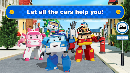 Robocar Poli Games: Kids Games for Boys and Girls  Screenshots 4