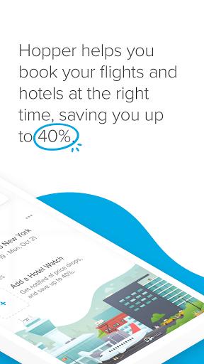 Download Hopper - Book Cheap Flights & Hotels mod apk 1