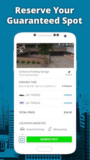 ParkMobile - Find Parking 9.8.0.4195-release Screenshots 2