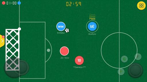 MamoBall - 2D 8v8 Online Soccer - NO BOTS!! screenshots 1