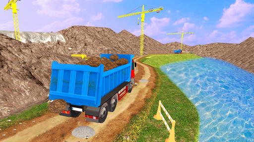 Construction Simulator Heavy Truck Driver Apkfinish screenshots 5