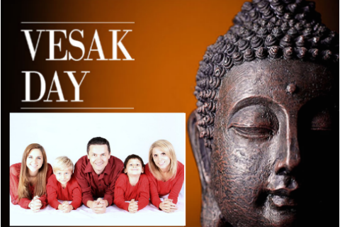 Happy Vesak Day Cards For PC Windows (7, 8, 10, 10X) & Mac Computer Image Number- 10