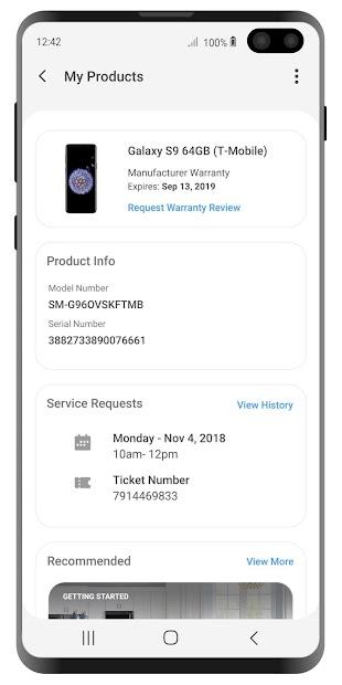 Samsung Members v1 screenshot 7
