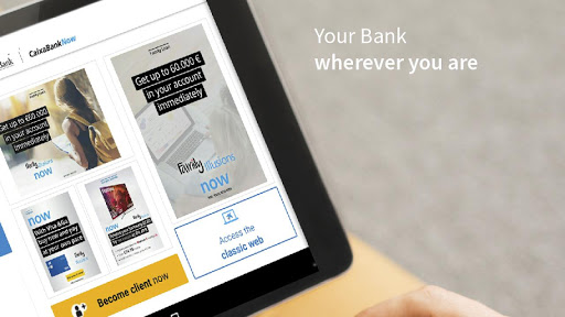CaixaBank Tablet  screenshots 2