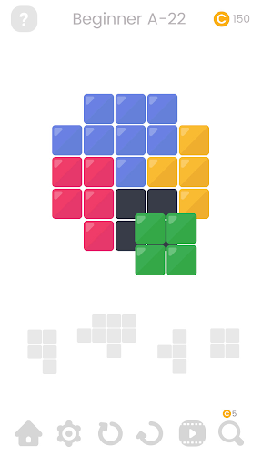 Puzzle Glow : Brain Puzzle Game Collection screenshots 12