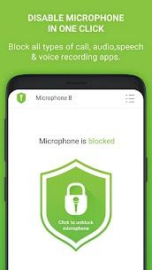 Microphone Block Free -Anti malware & Anti spyware 5