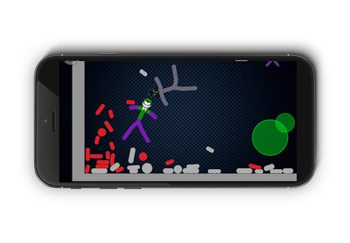 Stickman Warriors Online 1.0 screenshots 6