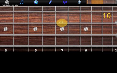 Bass Guitar Tutor Pro APK (PAID) Download Latest 10