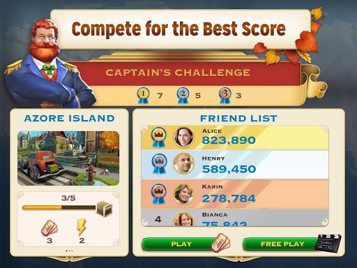Pearl's Peril - Hidden Object Game screenshots 13