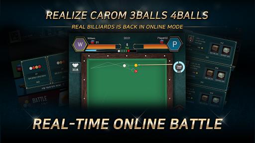 RealBilliards Battle: carom billiards 3 cushion  screenshots 8