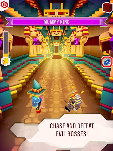 Chaseu0441raft - EPIC Running Game. Offline adventure.  screenshots 22
