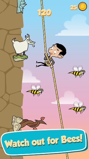 Mr Bean - Risky Ropes 1.2.0 de.gamequotes.net 5