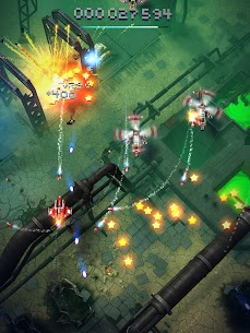 Download Sky Force Reloaded MOD APK [Unlimited Money] For Android 7