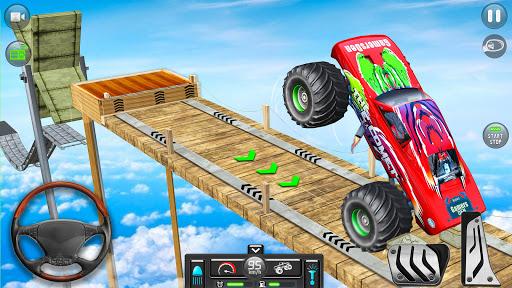 Monster Truck Stunts: Offroad Racing Games 2020 0.8 screenshots 7