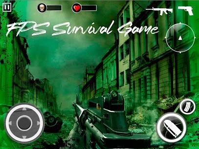 Z For Zombie Mod Apk: Freedom Hunters (God Mode/Dumb Enemy) 8