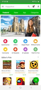 HappyMod – Happy Apps Guide APK | Download HappyMod MOD APK For Android 5