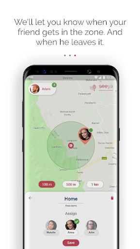 Seeya - share location! 2.5.0 Screenshots 5