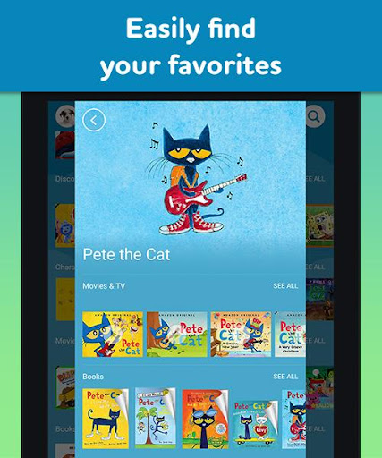 Amazon Kids+: Kids Shows, Games, More 2.1.0.203888 Screenshots 21