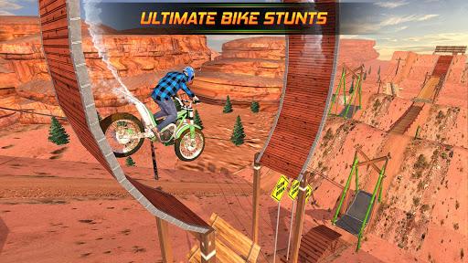Bike Stunts Racing Free 1.5 Screenshots 3