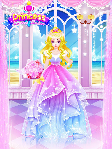 Princess Dress up Games - Princess Fashion Salon 1.30 Screenshots 8