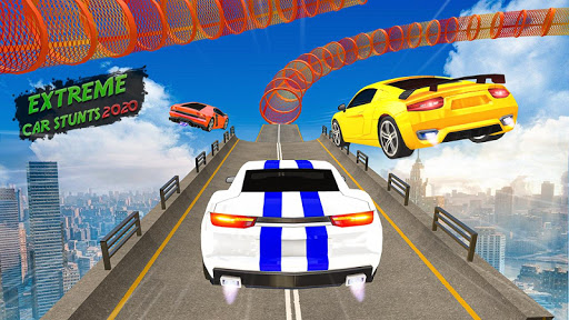 Extreme Car Stunts:Car Driving Simulator Game 2020 1.3 screenshots 2