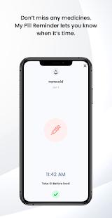 My Pill Reminder - Medication Tracker & Reminder 1.0.31 screenshots 3